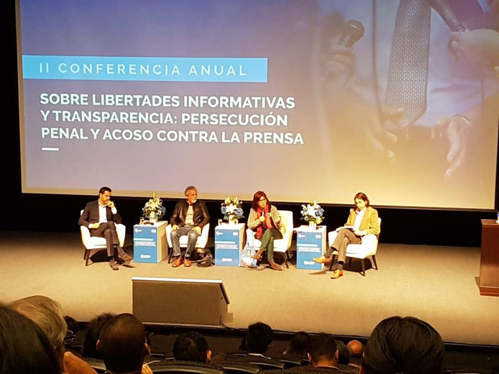 Los testimonios y frases fuertes de la II Conferencia anual de libertades informativas